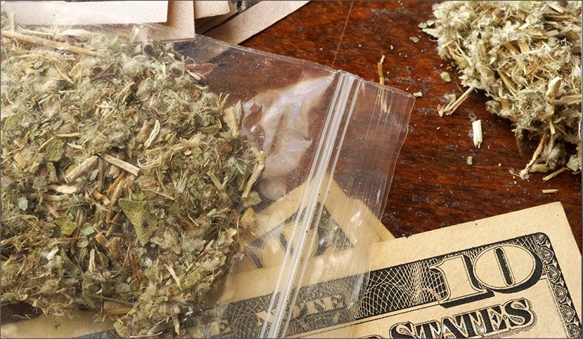 Marijuana Defense Attorney in Bowie and Crofton